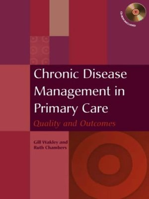 cover image of Chronic Disease Management in Primary Care